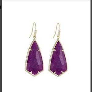 NWT Kendra Scott CARLA Earrings
